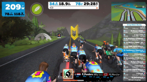 Zwift Koers.cc x CS010 event